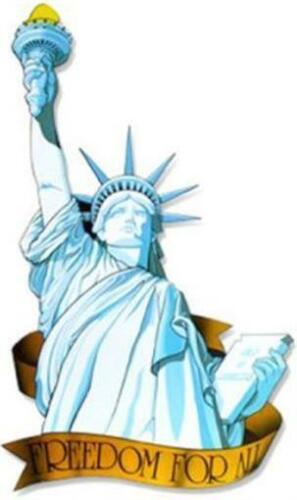 Statue of Liberty Cutout 33 Inch