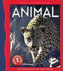 Animal Poster Book by John Farndon (Spiral bound, 2008)