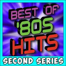 Best of the 80's Music Videos * 5 DVD Set * 145 Classics ! Pop Rock R&B Hits 2
