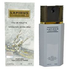 Lapidus BY Ted Lapidus Cologne EDT  3.3 oz NEW IN BOX *MEN'S PERFUME*