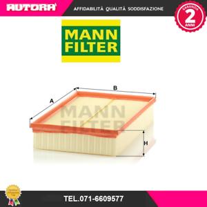 MARCA MANN C30189 Filtro aria Volvo