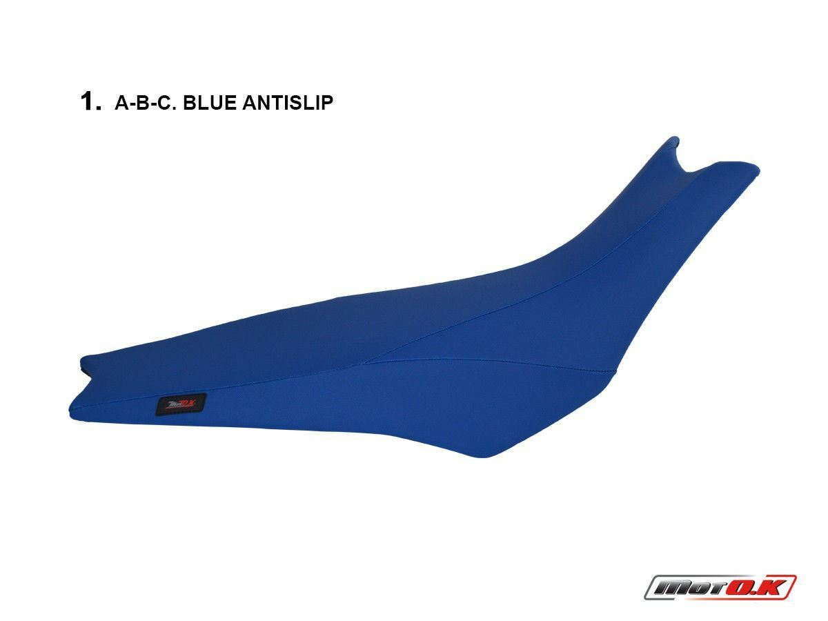 BMW G650X X-CHALLENGE 2006-2009 Motok Cubierta de asiento antideslizante MotoGP 4 Colors