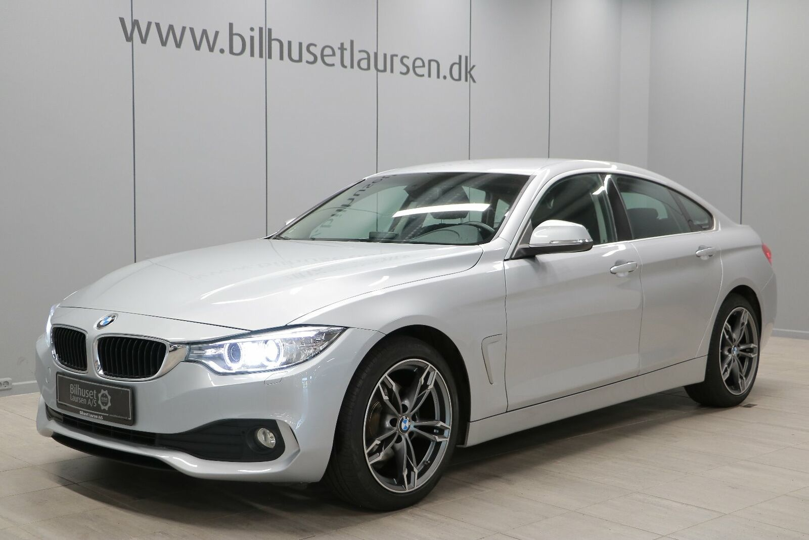 BMW 420d 2,0 Gran Coupé aut. 5d - 299.900 kr.