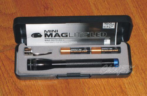 Maglite Spectrum Series 2 Cell AAA DEL Bleu Maglight DEL Bleu