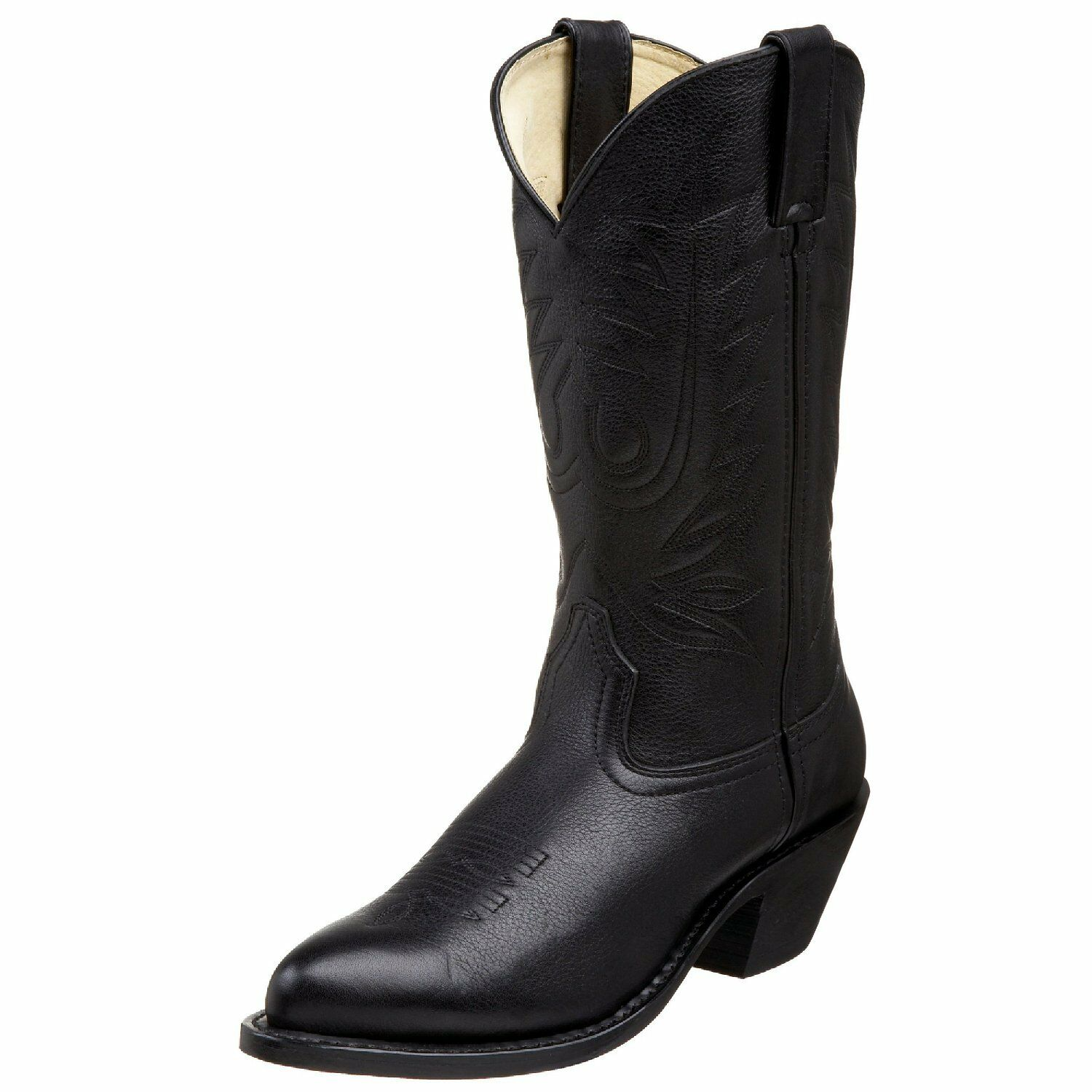 Women's Durango 11'' Western Boot Black Leather RD4100