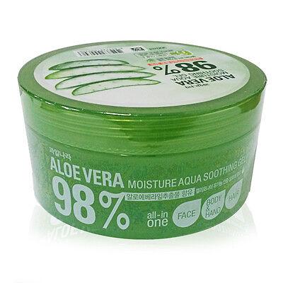 [WELCOS] Body Phren Aloe Vera Moisture Multi Soothing Gel 98% 300ml / Korean
