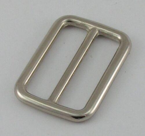1 Schließe  Gürtelschnalle Schnalle  3 cm gold  rostfrei 04.38//882