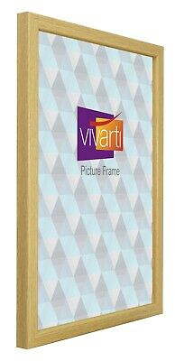 Vivarti Large Chêne prêts Photo Cadre Photo Poster certificat