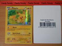 Pikachu Promo Toys R Us 60hp 26/83 Generation Carte Pokemon Neuve Vo Anglais