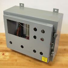 Saginaw Control BC 632305 E69392 20x16x8 Hinged Electrical Panel - USED
