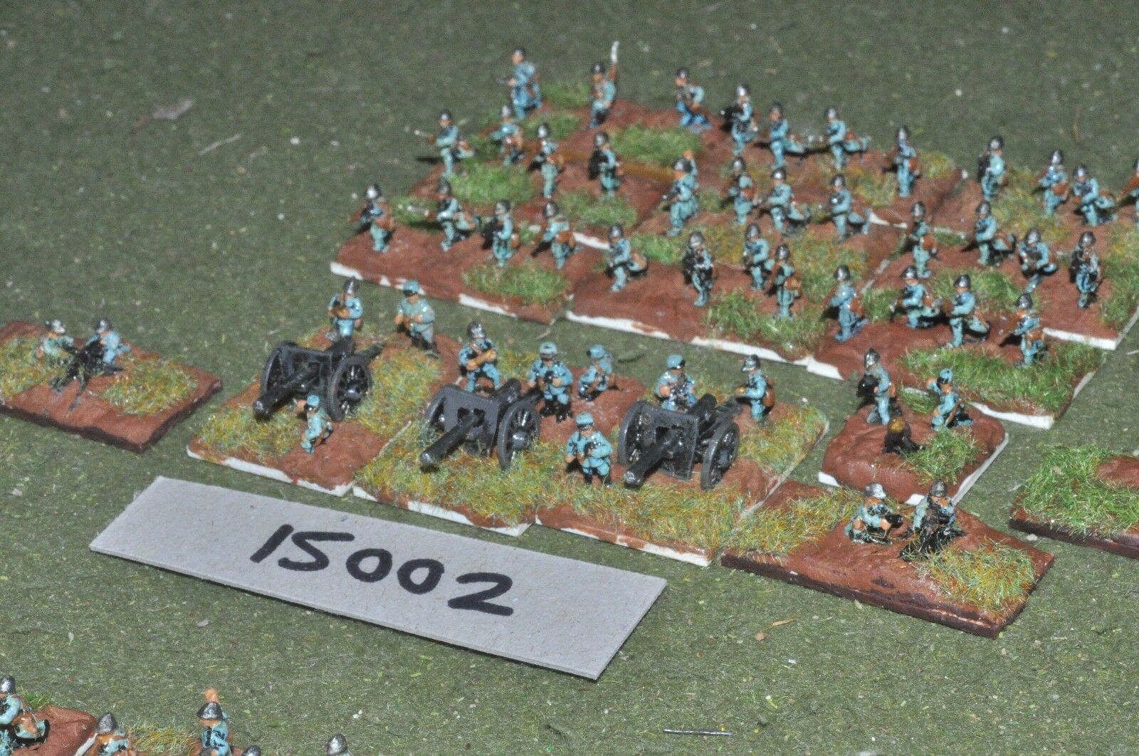 10mm WW1   french - battle group - inf (15002)