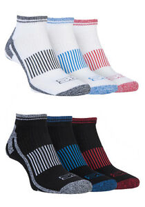Storm-Bloc-3-Pack-Mens-Breathable-Cushioned-Low-Cut-Sports-Ankle-Running-Socks