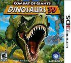 Combat of Giants: Dinosaurs 3D (Nintendo 3DS, 2011)