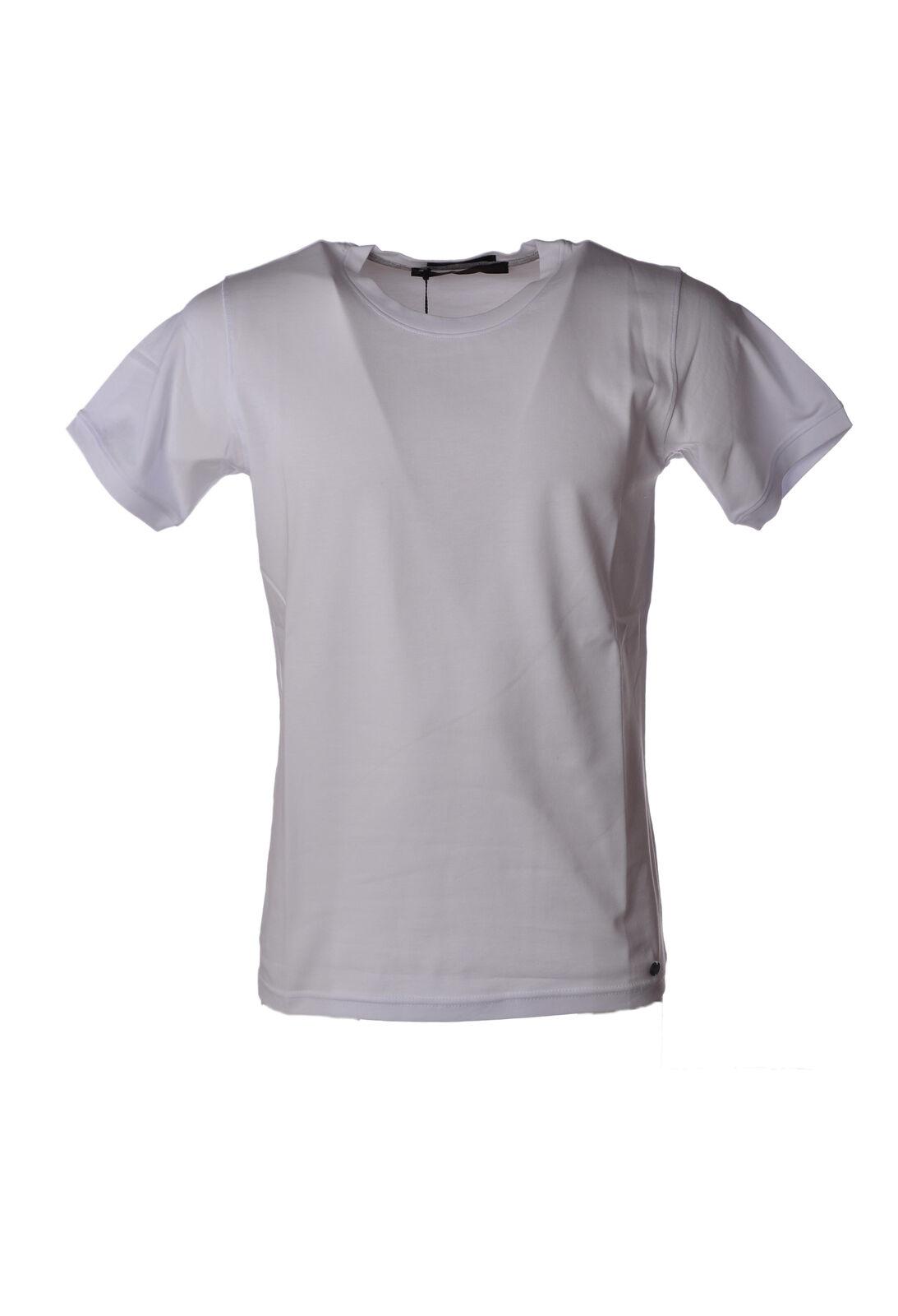 Laboratori Italiani - Topwear-T-shirts - Mann - white - 5018405C184323