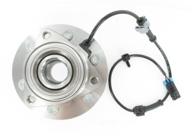 Wheel Bearing and Hub Assembly Front SKF BR930304