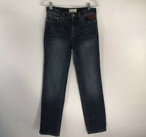 donna Free Size da gamba Stretto People Denim da W26 Jean qYxqRAw