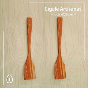 30 cm FABRICATION FRANCAISE cuillère en bois D OLIVIER