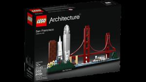 Lego 21043 États-Unis à San Francisco, Californie - Architecture 12 Pz 565