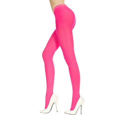 Opaque Tights Ladies Tights Designer Legwear One Size Multi Colour Tights