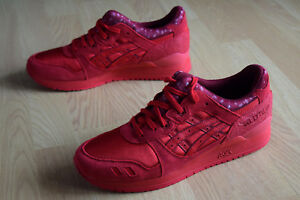 purchase cheap c6eba cdc00 Détails sur Asics Gel Lyte III 36 40 41 42 43 44 46 47 48 H63QQ 2323  Saint-Valentin Lot Saga