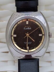 Vintage-HMT-Karthik-17-jewels-mechanical-hand-wind