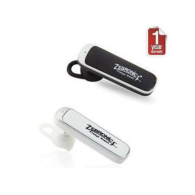 Zebronics Bluetooth Headset BH501 (WIRELESS, 100% GENUINE, WITH BILL, WARRANTY)