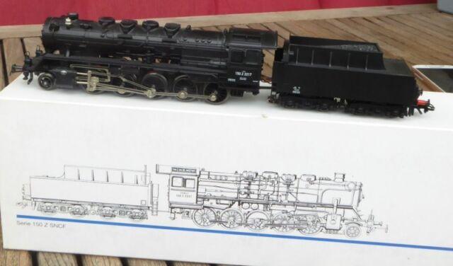 MÄRKLIN 3414 Steam Locomotive Série 150 Z 2217 SNCF Ep.3/4 pour NUMÉRIQUE+DELTA