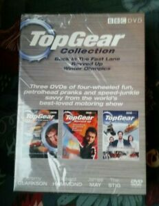 Top-Gear-Collection-DVD-BBC-Box-Set-2006-Brand-New-amp-Sealed