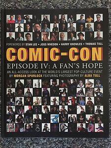 Comic-Con-Episodio-IV-un-Fan-039-s-Hope-HC-2011-Stan-Lee-Josh-Wheadon-1st-Edicion