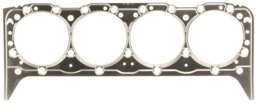 Small Block Chevy 283-350 Engines Single Steel Shim Head Gasket Mahle 1178BS