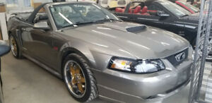 2002 Ford Mustang gt cuir