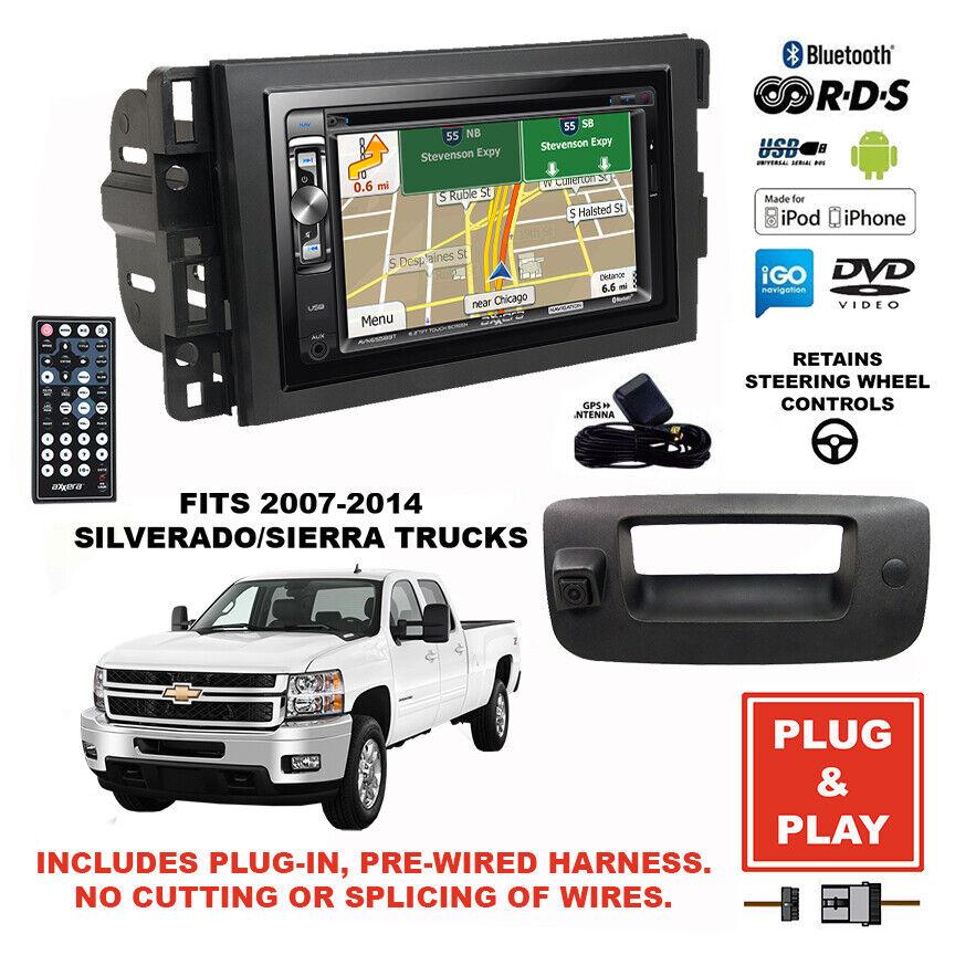 2007-2014 Chevrolet Silverado Tahoe GMC Sierra /& More New Navigation Antenna