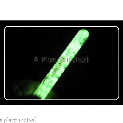 "UV Tooblite Tube 6/"" Glo Glow in the Dark Light Stick Nite Lite Night Safety"