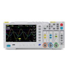 Fnirsi 1014d 7 Lcd 2 Channel Signal Generator Digital Storage Oscilloscope H0v2