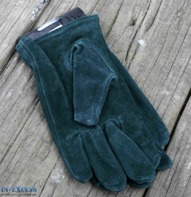 Large 6680 Rhino Heavy Duty General Purpose Washable Leather Working Gloves