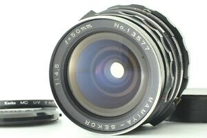Quasi-Nuovo-Mamiya-Sekor-50mm-f4-5-Wide-Angle-Lens-per-RB67-Pro-S-Giappone-568-SD