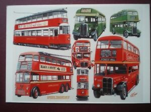 POSTCARD LONDON BUSES IN THE 1950 - <span itemprop=availableAtOrFrom>Tadley, United Kingdom</span> - Full Refund less postage if not 100% satified Most purchases from business sellers are protected by the Consumer Contract Regulations 2013 which give you the right to cancel the purchase w - Tadley, United Kingdom