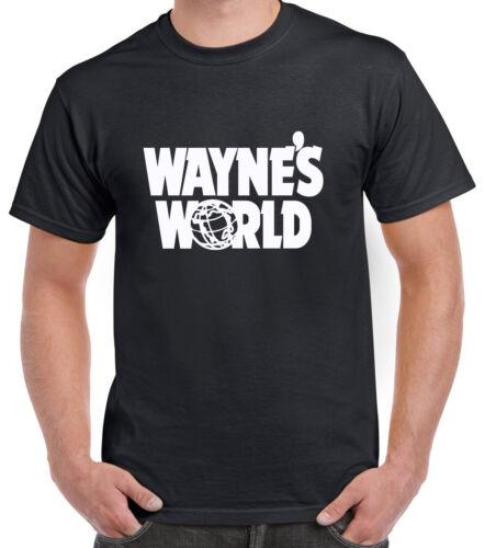 Wayne/'s World Movie inspired T-Shirt
