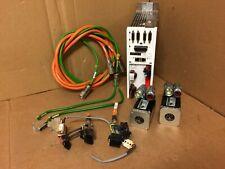 Beckhoff Ax5203 Digital Compact Servo Drive Controller With 2 Motors Encoder