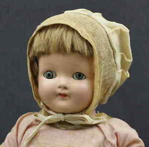 EARLY-COMPOSITION-DOLL-039-EFFANBEE-039-034-BABY-DAINTY-034