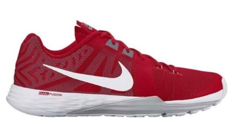 Nike Train Prime Iron DF Uk University ROT Weiß Grau Uk DF 10 Bnib be6a4b