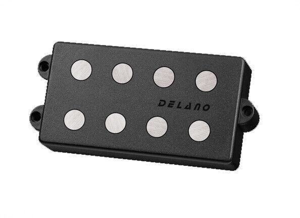 Delano MC 4 AL Dual Coil Bass Humbucker