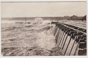 Norfolk-Carte-Postale-Gorleston-On-Sea-Un-Brute-Jour-P-U-1913-A366