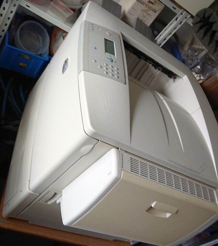 Laserprinter, A3 - HP LaserJet 9040dn, HP Laser Printer - A3
