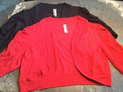 058c65a6 Find Bolero Rød på DBA - køb og salg af nyt og brugt