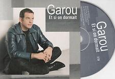 CD CARTONNE CARDSLEEVE GAROU (DE PALMAS) COLLECTOR 1T DE 2003 !!!