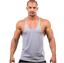 Fashion-Men-Stringer-Bodybuilding-Tank-Top-Singlet-Sleeveless-sports-Vest-Men-039-s miniature 14
