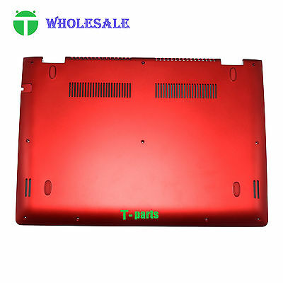 Compatible Replacement for Lenovo Yoga 500-14IBD Flex 3-1470 Lower Bottom Base Case Cover 5CB0H91195