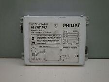 Philips QL-85W S/13 HF Induction Lighting Generator Ballast 108-132V AC/DC
