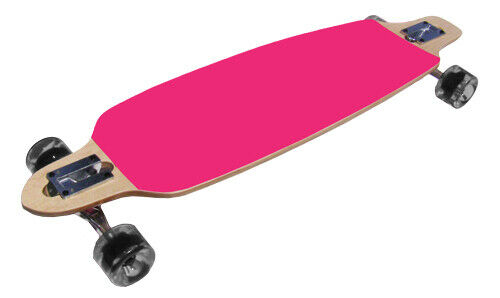PINK DROP THROUGH COMPLETE S board LONGBOARD  THRU  classic style